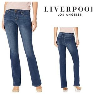 Liverpool Bootcut Jeans Women's Flared Jeans NWT